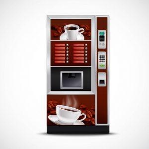machine à café entreprise